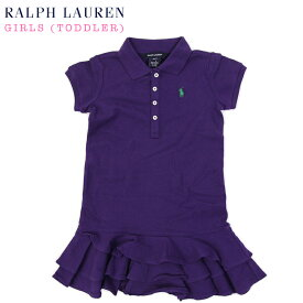 9716a36050f5a (TODDLER) Ralph Lauren Girls(2-6X) POLO ONE Piece ラルフローレン