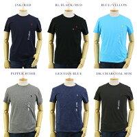 RalphLaurenMen'sCrew-NeckT-shirtsUSラルフローレンメンズ無地クルーネックTシャツ