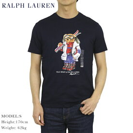 "ポロ ラルフローレン メンズ ""SPECIAL EDITION"" ポロベアー Tシャツ POLO Ralph Lauren Men's POLO BEAR Crew T-shirts US (UPS)"
