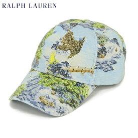 ポロ ラルフローレン アロハプリント キャップ ワンポイント シグネチャーポニーハット (LANDSCAPE) Polo by Ralph Lauren Pony Baseball Cap US
