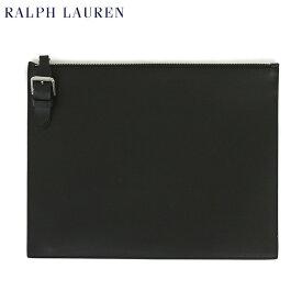 ポロ ラルフローレン フォリオ クラッチバッグPOLO Ralph Lauren Leather Folio US