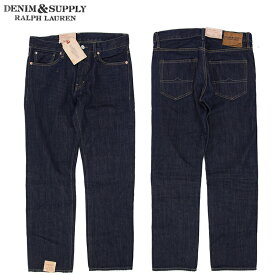 Denim & Supply Ralph Lauren Men's Straight Denim Pants デニム&サプライ ラルフローレン メンズ デニムパンツ ジーンズ