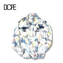 DOPE ドープ FEATHER TIE DYE DENIM JACKET TIE DYE DENIM デニムジャケット