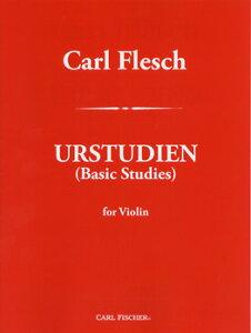 VNS473 輸入 ヴァイオリンのための基礎練習/カール・フレッシュ著【楽譜】【メール便を選択の場合送料無料】