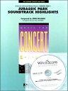 【取寄品】輸入Jurassic Park Soundtrack Highlights/映画「ジュラシック・パーク」よりサウンドトラック・ハイライ…