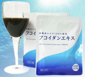 Fucoidan extract (75 ml x 10 bags) fs3gm