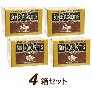 スーパーアガリクスDX【4箱セット】【送料無料】