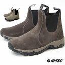 【送料無料】ハイテック HI-TEC ALTITUDE CHELSEA LITE ハイキングシューズ サイドゴアブーツ メンズ 男性 靴 本革 レ…
