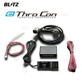 BLITZ ブリッツ e-スロコン MINI (ミニ クーパーS E クロスオーバーALL4) YU15(F60) B38A15A 17/2〜 (ATEM1