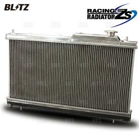 BLITZ ブリッツ レーシング ラジエター type-ZS S660 JW5 S07A(ターボ) 15/4〜 MT (18871