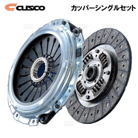 CUSCO クスコ カッパーシングルセット (ディスク&カバー) レガシィB4 BL5/BR9 EJ20/EJ25 2007/5〜 (666-022-F
