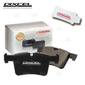 DIXCEL ディクセル Premium type (前後セット) アウディ A6 4GCHVS/4GCGWS (C7) 11/8〜15/7 (1312252/1355214-P