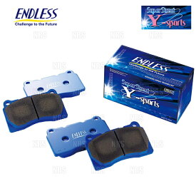 ENDLESS エンドレス SSY (フロント) ステップワゴン/スパーダ RF1/RF2/RF3/RF4/RF5/RF6/RF7/RF8 H8/5〜 (EP270-SSY