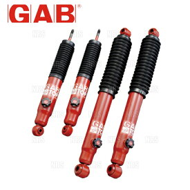 GAB ジーエービー TOP トップ ショック (前後セット) ジムニー JA12W/JA22W 95/11〜 (TOP8500A-TOP8500A-TOP8900AD-TOP8900AD