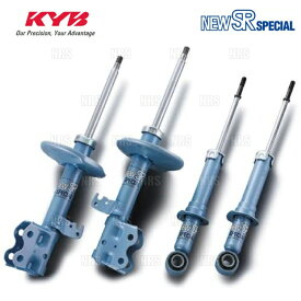 KYB カヤバ NEW SR SPECIAL (前後セット) キューブ Z12/NZ12 HR15DE 08/11〜 FF/4WD (NS-52891102