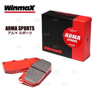 Winmax ウインマックス ARMA スポーツ AP2 (フロント) PINO (ピノ) HC24S 07/1〜10/2 (656-AP2
