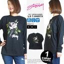 【stussy レディース】 stussy women Tシャツ ロンT 長袖 Tシャツ Rose Ls Tee (stussy tシャツ レディース ステュー...