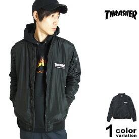 スラッシャー THRASHER ボンバージャケット Lined Bomber Jacket [314508] 【thrasher ジャケット ペイズリー メンズ ファッション 大きいサイズ 2018年 新作 USA 】【あす楽対応】