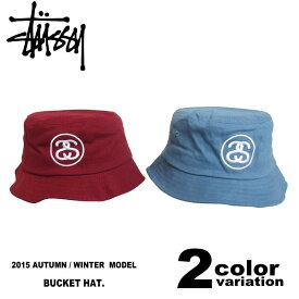 STUSSY (ステューシー) バケットハット   SS LINK FA15 BUCKET HAT (2色) dc4fc00ce399