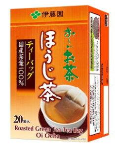 伊藤園 お〜いお茶 ほうじ茶 ティーバッグ20袋 元町