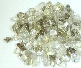 AAAスモーキークォーツさざれ 1パック50g'膨大な光を含み、優れたグラウンディング '浄化・オルゴナイト用・アクセサリー作りにsazare-smo