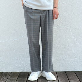 GOLDEN GOOSE(ゴールデングース)/ PANT DAN WITH BELT -(A1)GREY GALLE-