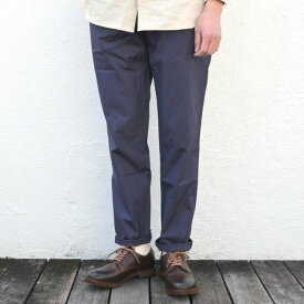 S.E.H KELLY(エス・イー・エイチ・ケリー)/ NORTHERN IRISH SHOWER-PROOF COTTON STANDARD PANT -(39)NAVY-