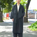 toogood(トゥーグッド)/THEHOUSEKEEPERCOATCOTTONPERCALE-COAL-