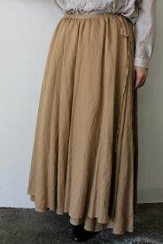 suzuki takayuki(スズキタカユキ)/long skirt(2色展開)