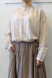 suzuki takayuki(スズキタカユキ)/over blouse(2色展開)
