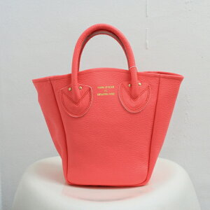 YOUNG&OLSEN(ヤングアンドオルセン)/PETITE LEATHER TOTE (4色展開)