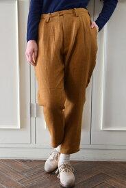 suzuki takayuki(スズキタカユキ)/cropped pants