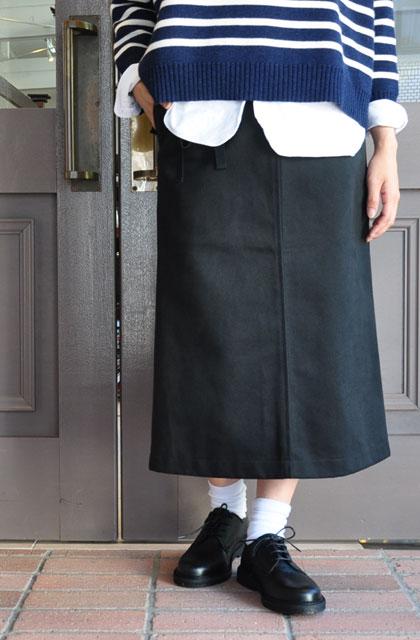 ARMEN(アーメン) / ラップスカート REGULAR WRAP SKIRT(2色展開)
