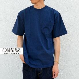CAMBER(キャンバー)/ 8oz MAXWEIGHT T-SHIRT -NAVY-