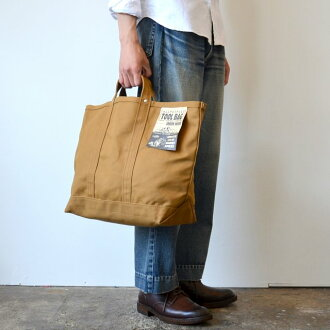 LABOR DAY(花环酒吧·日)/TOOL BAG-BROWN-