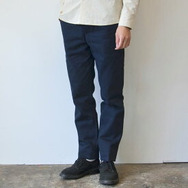 S.E.H KELLY(エス・イー・エイチ・ケリー)/ LANCASTRIAN HEAVY COTTON TWILL PANT -(39)NAVY-