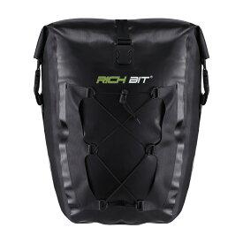 RICHBIT パニアバッグ リアバッグ サイドバッグ 防水 大容量 軽い バイク 収納バック 携行バッグ TOP016用 汎用可