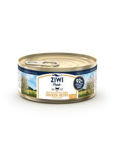 ジウィピーク(ZIWI Peak)ウェットキャットフード  フリーレンジチキン 85g(缶詰)
