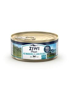 ジウィピーク(ZIWI Peak)ウェットキャットフード  マッカロー&ラム 85g(缶詰)