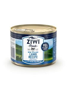 ジウィピーク(ZIWI Peak)ウェットキャットフード  ラム 185g(缶詰)