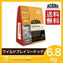 アカナ ワイルドプレイリードッグ(6.8kg)全犬種/穀物不使用(賞味期限2017.9.11)在庫わずか