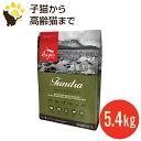 カナダ産 オリジン ツンドラ キャット 5.4kg (正規品) 全年齢用 キャットフード 賞味期限2021.7.31