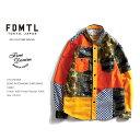 20%OFF SALE FDMTL BORO PATCHWORK SHIRT RINSE パッチワークシャツ fa19aw セール