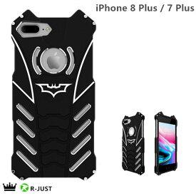 iPhone7 plus iphone8plus ケース R-JUST アルミバンパー 耐衝撃 iPhone8 plus アイフォン7 アイフォン8 プラス ケース 耐久性 アウトドア 強化アルミケース 頑丈 スマホケース アイホン8 アイホン7 プラス ケース 耐震 ハードケース iPhoneケース