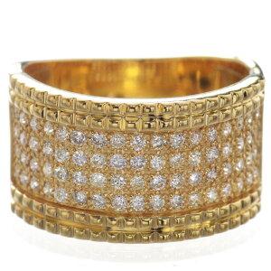 指輪 メンズリング 18金 K18 18K ダイヤモンド 幅広 男性用 日本製 刻印入り 鑑別書付き ごつい 太め 大きいサイズ 作製可能