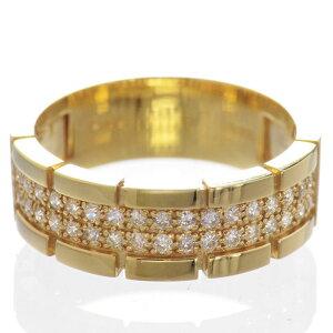 【5%OFFクーポン】指輪 メンズリング 18金 K18 18K ダイヤモンド 男性用 日本製 刻印入り 鑑別書付き ごつい 太め 大きいサイズ 作製可能