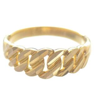 メンズ 指輪 24金 純金 喜平 リング K24 ゴールド 8mm幅 幅広 刻印入り 日本製 刻印入り