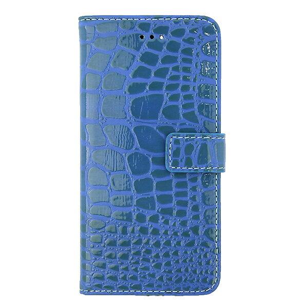 iphone6s iphone6splus iphone6 ケース AL621iphoneケース 型押しアイフォン6 手帳型ケース iphone6plus アイホン6クロコ ワニ ワニ革 わに ブランド かわいい6S カバー エキゾチックレザーPU レザーケース カード収納 横開きフリップケース 手帳