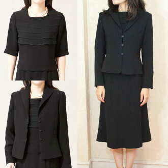 Black formal tiered blouse 3 point seats or season Japan-2121
