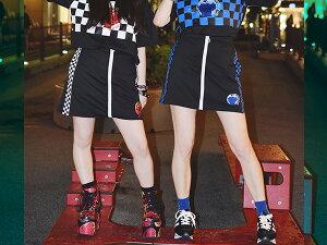 タイトスカート/韓国/原宿系/ファッション/レディース/大きいサイズ/派手/かわいい